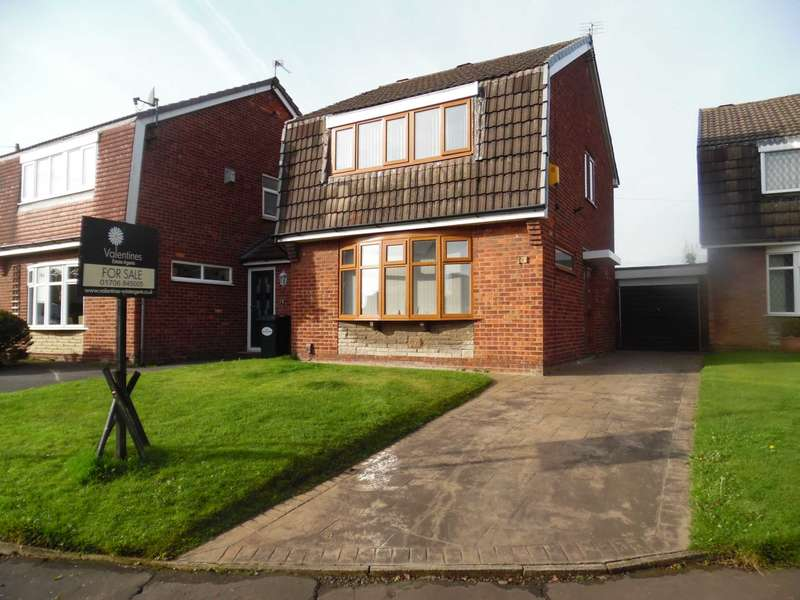 3 Bedrooms Detached House for sale in Sherwin Way, Castleton