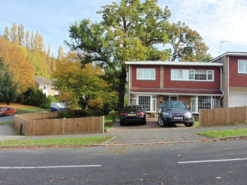5 Bedrooms End Of Terrace House for sale in On The Hill, Carpenders Park