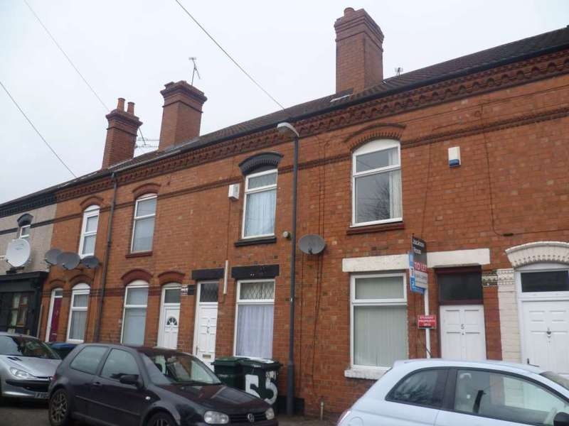4 Bedrooms Terraced House for sale in Brittania Street, Hillfields