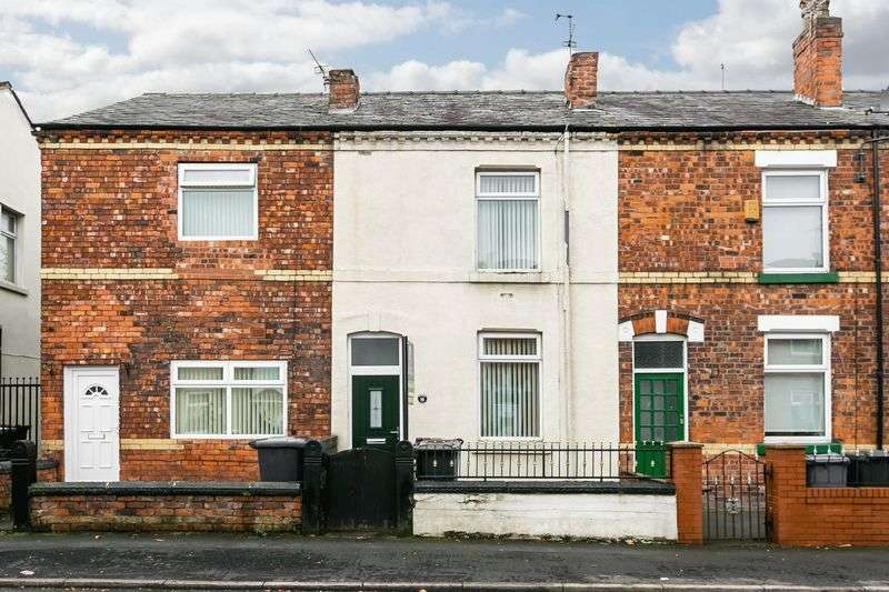2 Bedrooms Terraced House for sale in Vine Street, Whelley, WN1 3PG