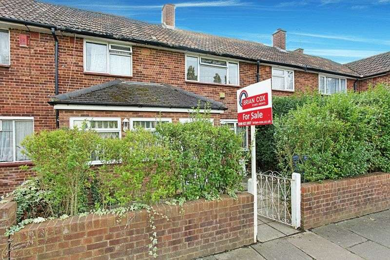 3 Bedrooms Terraced House for sale in Kempton Avenue, Northolt