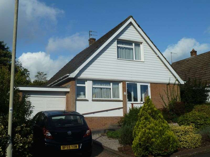 3 Bedrooms Detached Bungalow for sale in Stonelands Park, Dawlish
