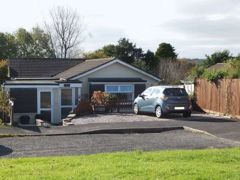 2 Bedrooms Detached Bungalow for sale in Mary Tavy, Tavistock