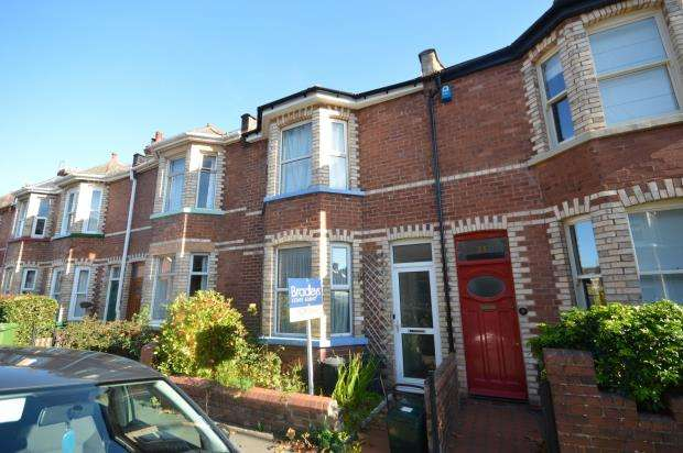 3 Bedrooms Terraced House for sale in Ladysmith Road, Heavitree, Exeter, Devon
