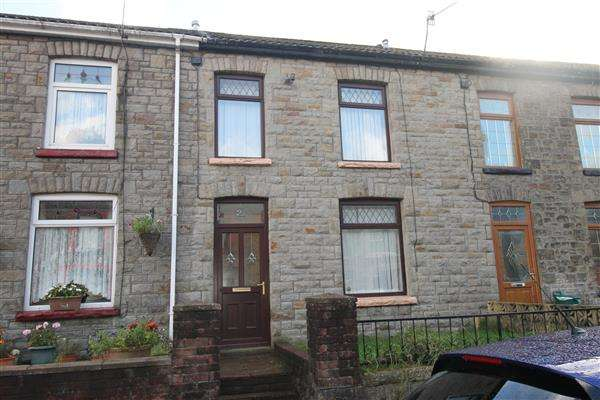 3 Bedrooms Terraced House for sale in Glyn Street, Glynfach, Porth