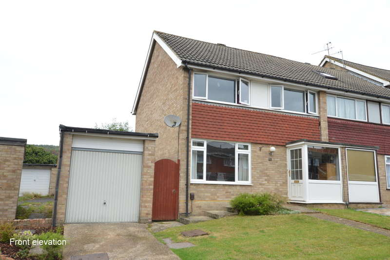 3 Bedrooms End Of Terrace House for sale in Buckhurst Close, Redhill