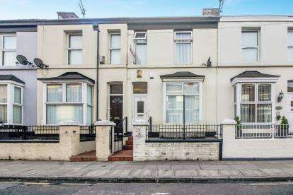 2 Bedrooms Terraced House for sale in Grasmere Street, Liverpool, Merseyside, L5