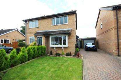 2 Bedrooms Semi Detached House for sale in Beaverdyke, York, North Yorkshire, England