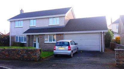 4 Bedrooms Detached House for sale in Bugle, St. Austell, Cornwall