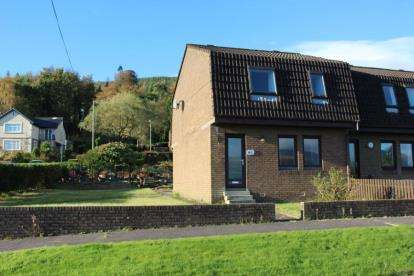 3 Bedrooms End Of Terrace House for sale in The Soundings, Clynder