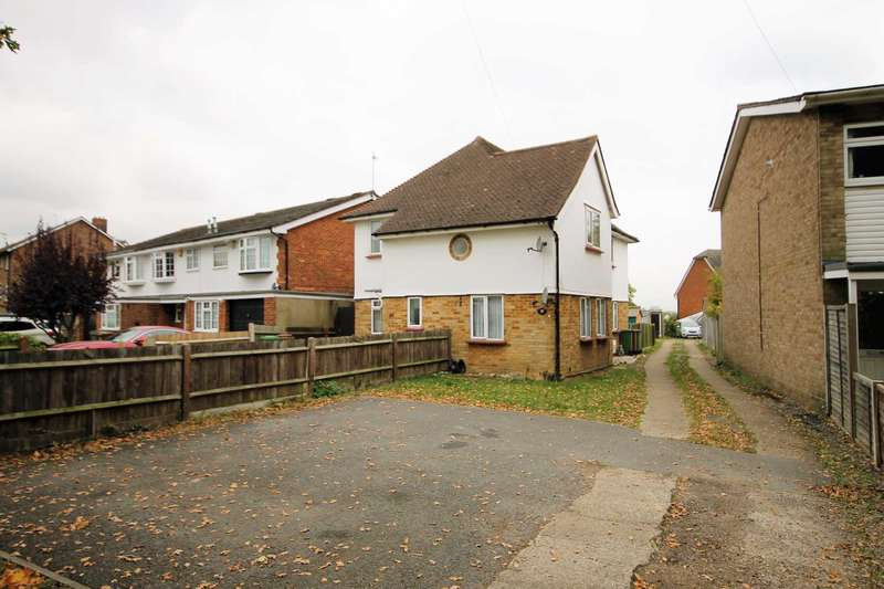 2 Bedrooms Maisonette Flat for sale in Benhill Wood Road, Sutton