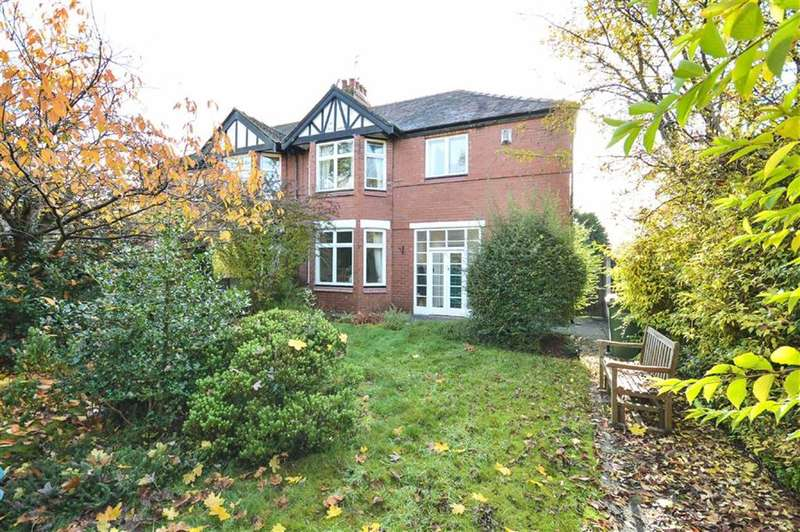 4 Bedrooms Property for sale in MANOR ROAD, Cheadle Hulme, Cheadle