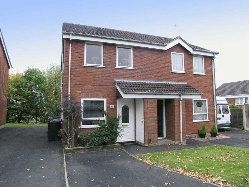 1 Bedroom Flat for sale in BRIERLEY HILL, Hern Road