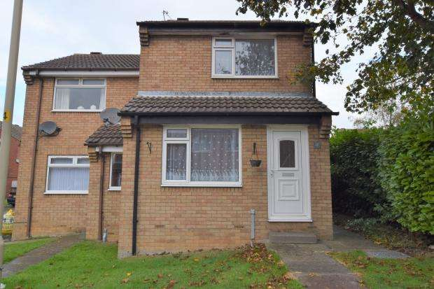2 Bedrooms Semi Detached House for sale in Wain Close, Eastfield, Scarborough, North Yorkshire YO11 3NB