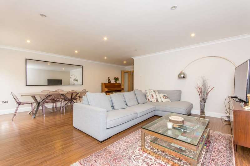 3 Bedrooms Flat for sale in Kingsgate Avenue, Finchley, N3