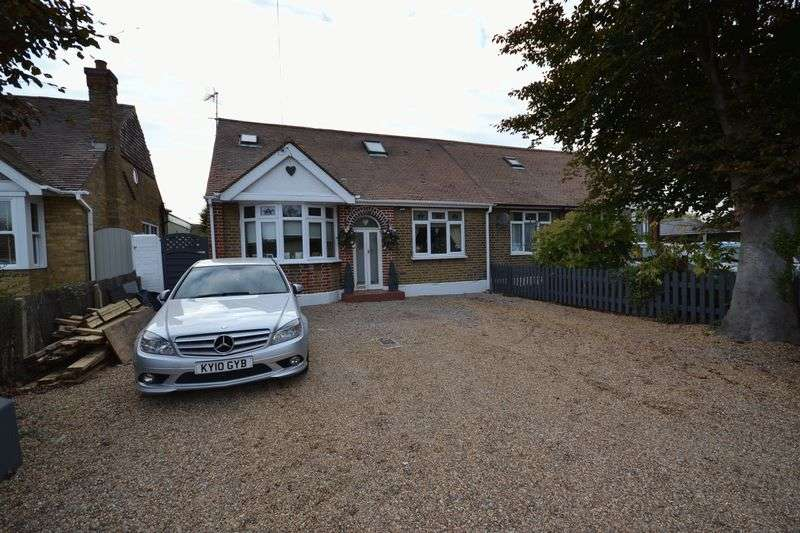 4 Bedrooms Semi Detached Bungalow for sale in Princess Margaret Road, Stanford-Le-Hope
