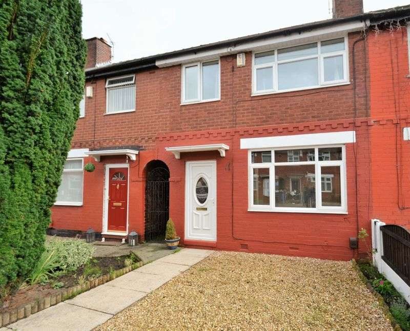 2 Bedrooms Terraced House for sale in Deepdale Drive, Swinton