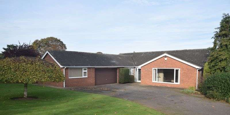3 Bedrooms Detached Bungalow for sale in High Meadow, Washingborough, Lincoln