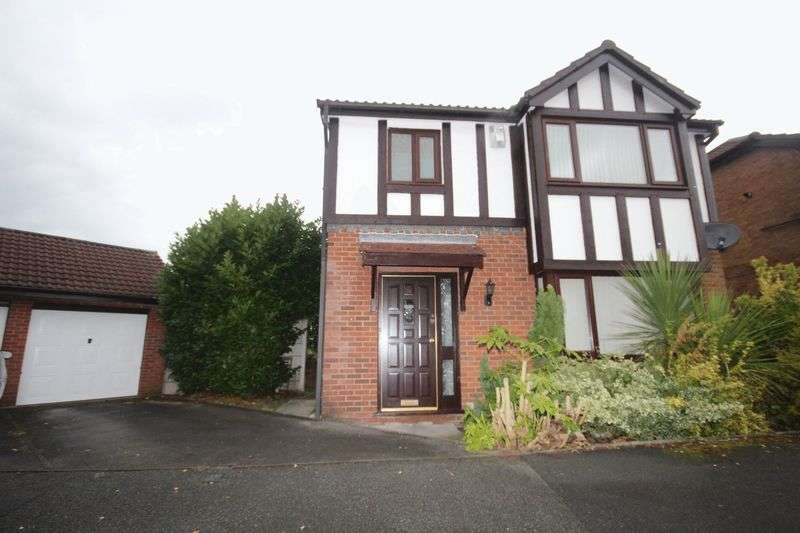 3 Bedrooms Property for sale in Moortop Close, Blackley, Middleton M9 0RY