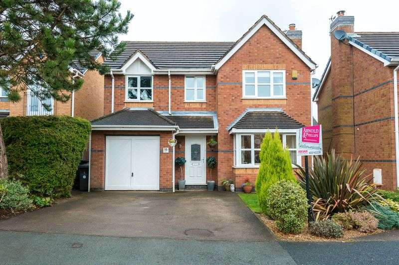 4 Bedrooms Detached House for sale in Belfry Crescent, Standish