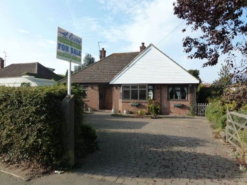3 Bedrooms Detached Bungalow for sale in High Street North, West Mersea