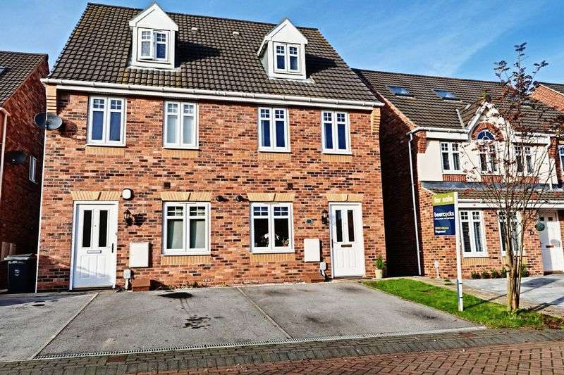 3 Bedrooms Semi Detached House for sale in Staunton Park, Kingswood