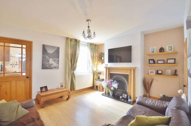 2 Bedrooms Terraced House for sale in John Street, Moor Row