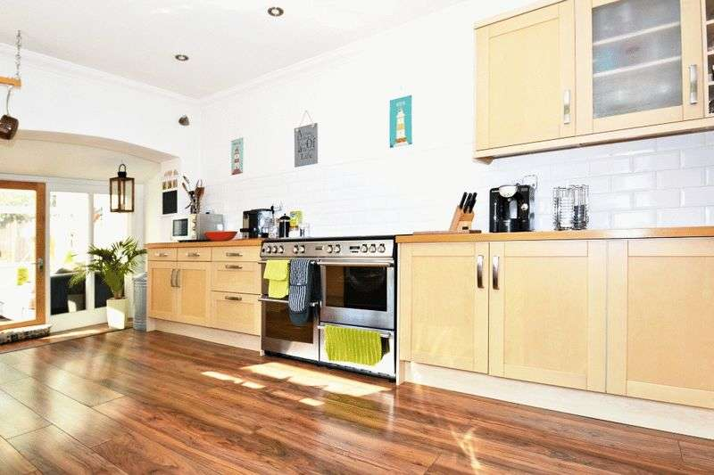 3 Bedrooms Terraced House for sale in Seager Road, Sheerness