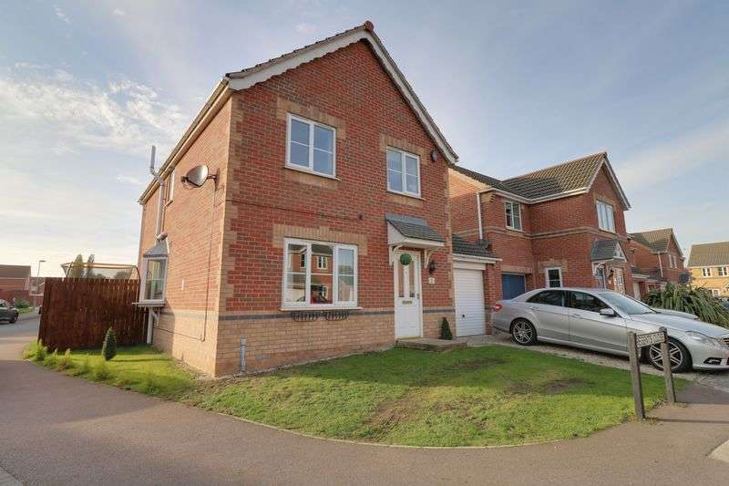 4 Bedrooms Detached House for sale in Regents Close Scunthorpe