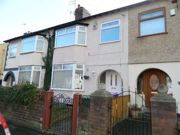 3 Bedrooms Terraced House for sale in Wyresdale Road, Aintree, L9