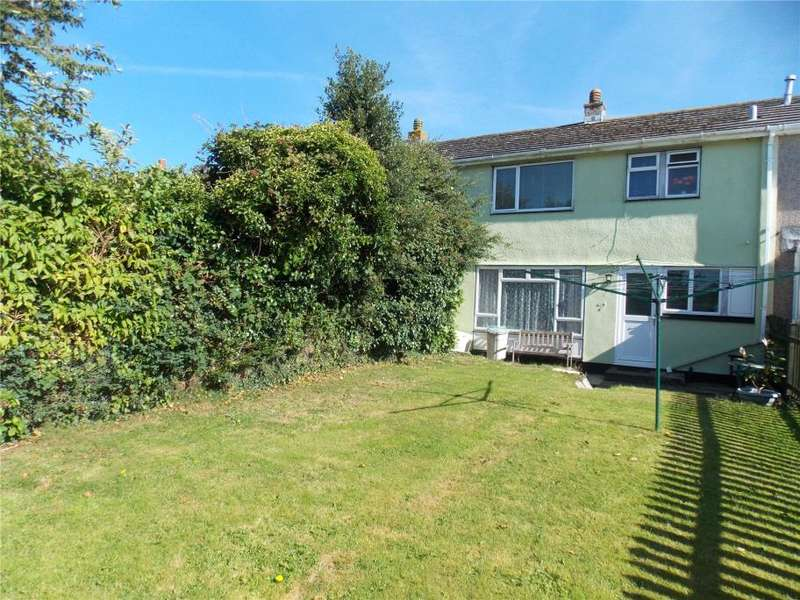2 Bedrooms Terraced House for sale in Poldhu Road, Liskeard, Cornwall