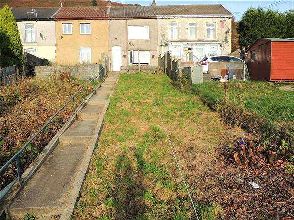 2 Bedrooms Terraced House for sale in Wengraig Road, Trealaw, Trealaw