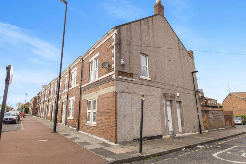 4 Bedrooms Flat for sale in Cresswell Street, Newcastle Upon Tyne, NE6