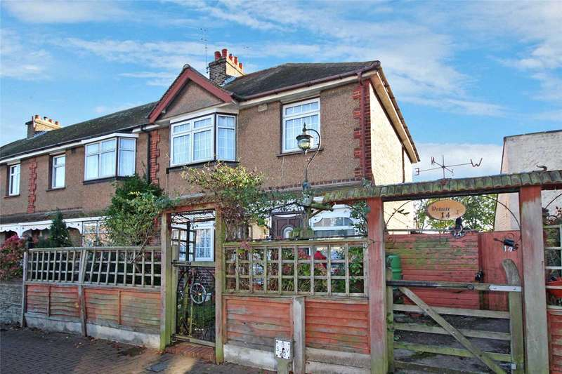 3 Bedrooms End Of Terrace House for sale in Broadwater Street East, Broadwater, Worthing, BN14