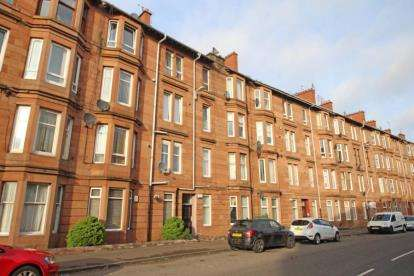 2 Bedrooms Flat for sale in Cathcart Road, Mount Florida