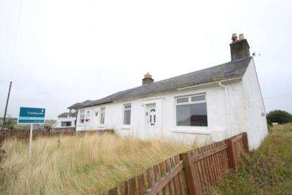 2 Bedrooms Bungalow for sale in Burnside, New Cumnock, East Ayrshire