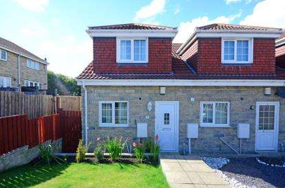 2 Bedrooms End Of Terrace House for sale in Vale Court, Thrybergh, Rotherham, South Yorkshire