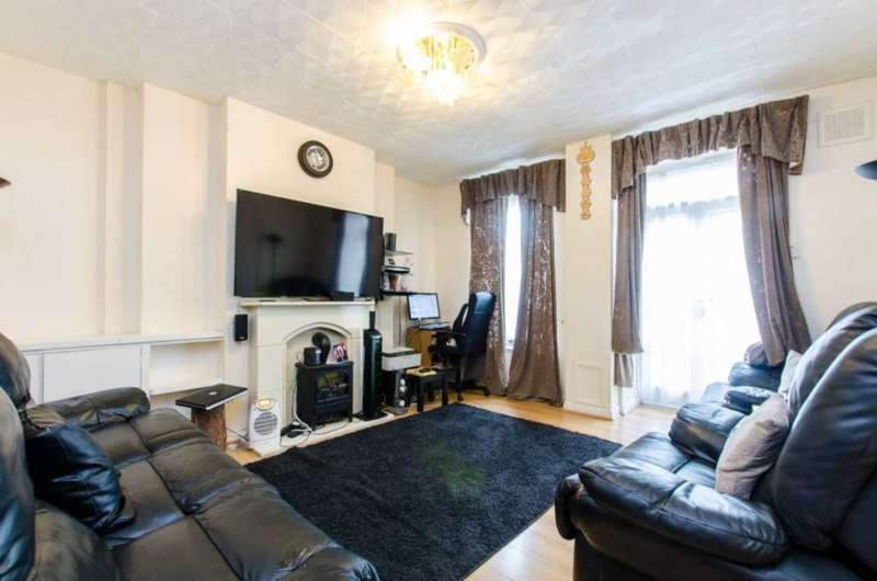 4 Bedrooms Maisonette Flat for sale in Ferndale Road, Stockwell