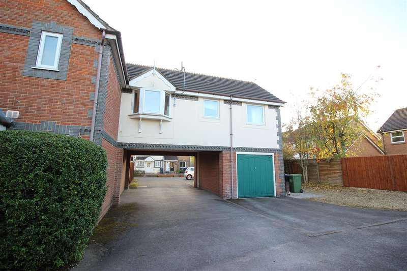 1 Bedroom Property for sale in The Poplars, Chippenham