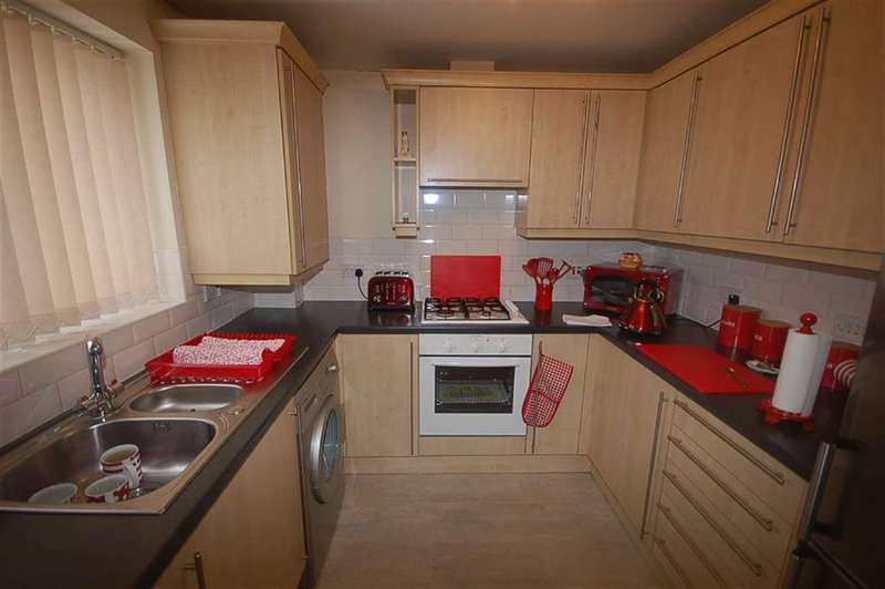 Property for sale in Pankhurst Close, Blackburn