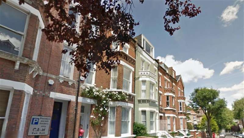 1 Bedroom Property for sale in Willoughby Road, Hampstead, London