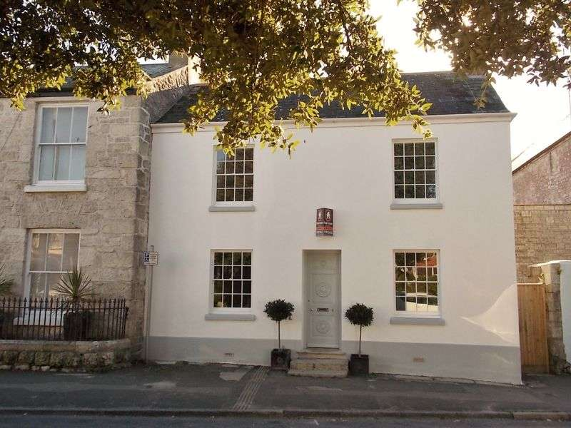 4 Bedrooms Semi Detached House for sale in Easton Square, Portland