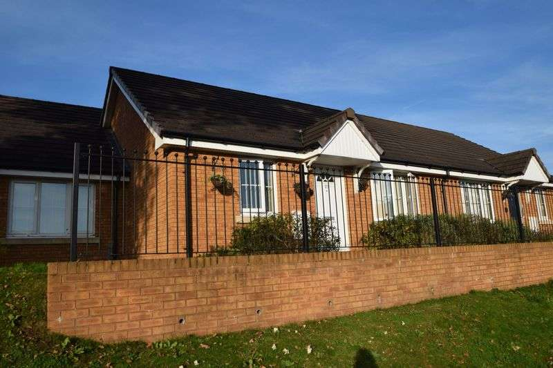 2 Bedrooms Bungalow for sale in Thorncliffe Road, Cwmbran
