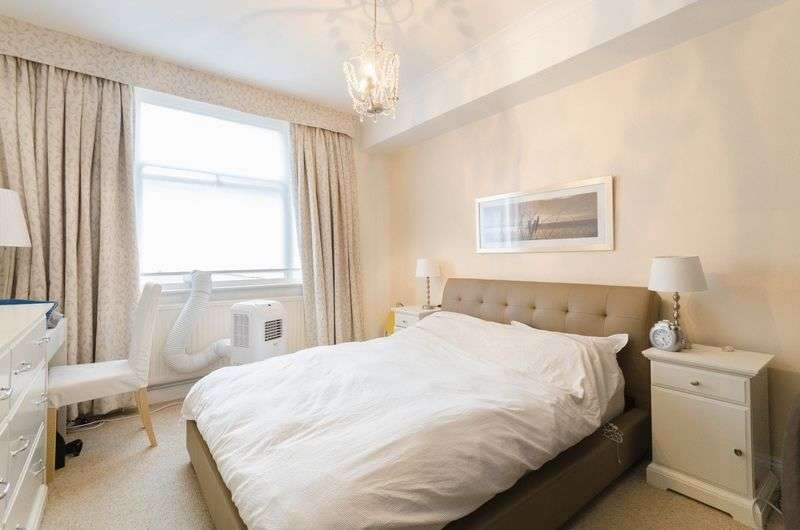 2 Bedrooms Flat for sale in Greenhaven Court, Montagu Place, London