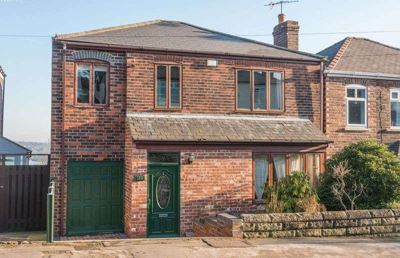 5 Bedrooms Detached House for sale in Marlcliffe Road, Wadsley - Extended to the side and rear
