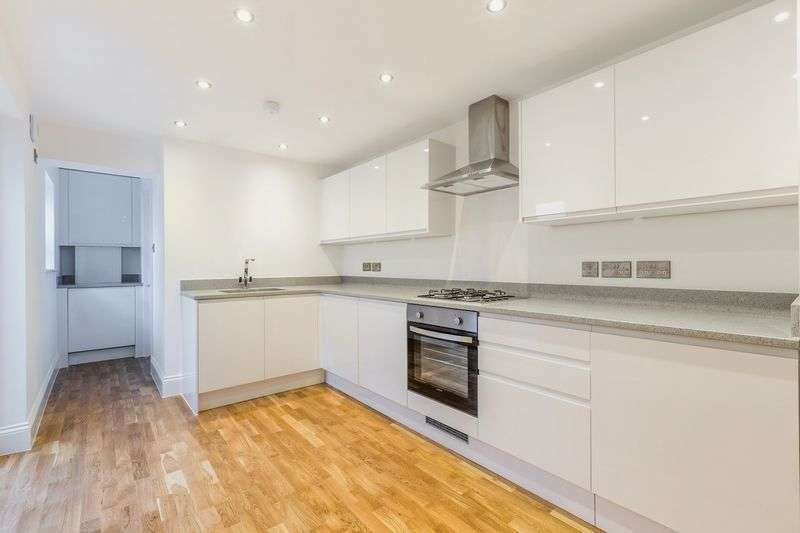 3 Bedrooms Terraced House for sale in Danbrook Road, London