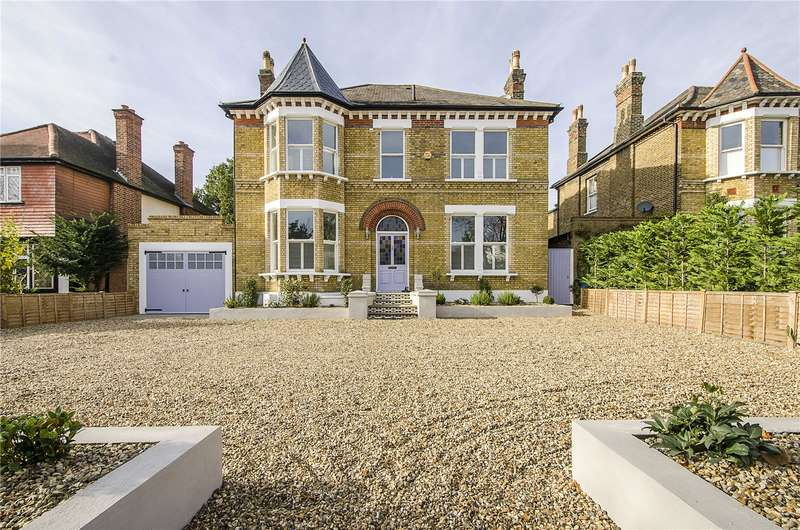 5 Bedrooms Detached House for sale in Cator Road, London, SE26