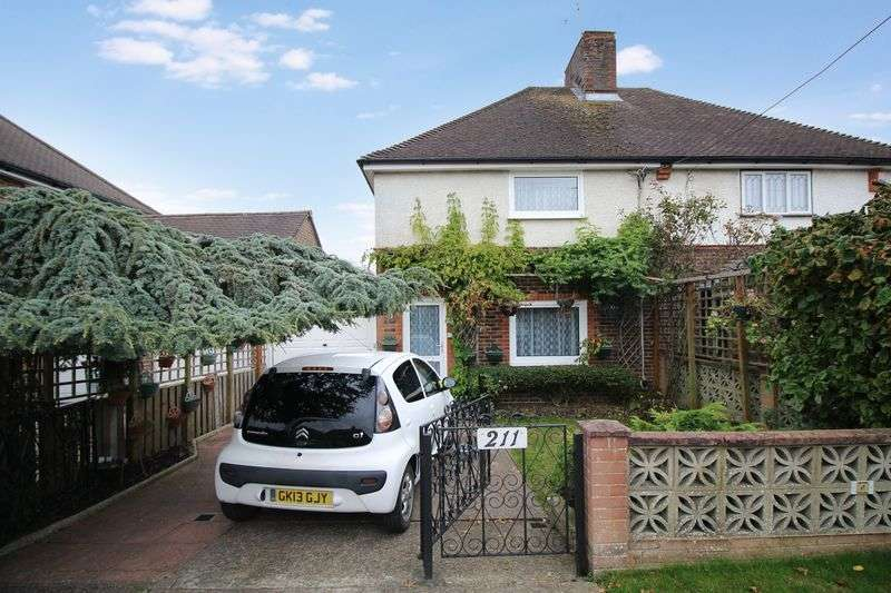 3 Bedrooms Semi Detached House for sale in West Green, Crawley