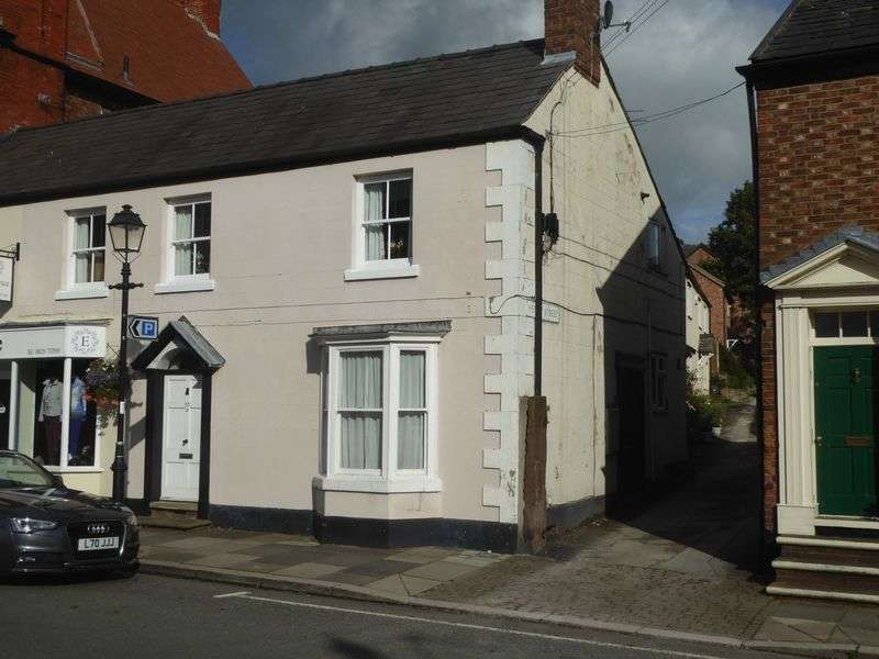 1 Bedroom Flat for sale in High Street, Tarporley