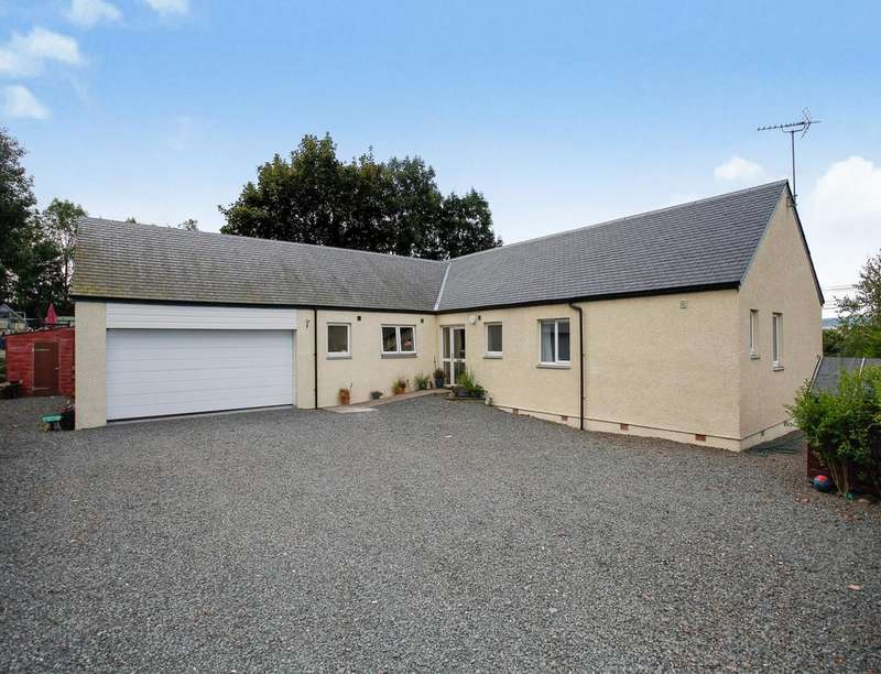 4 Bedrooms Detached Bungalow for sale in Pumpherston House, Lockerbie, DG11